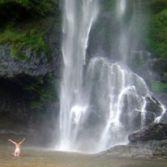 Agumatsu Falls - Ghana